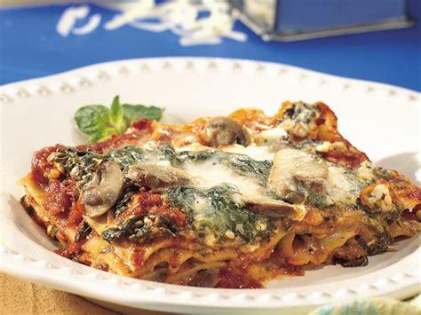 Betty Crocker Lasagna Recipe With Cottage Cheese by Vegetarian Lasagna Recipe From Betty Crocker