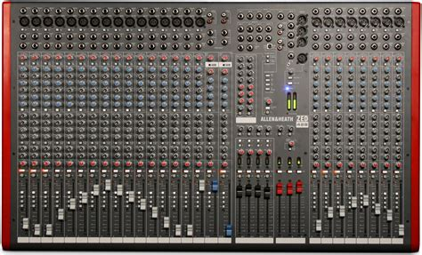 Mixer Allen Heath Zed allen heath zed 428 vintage king audio