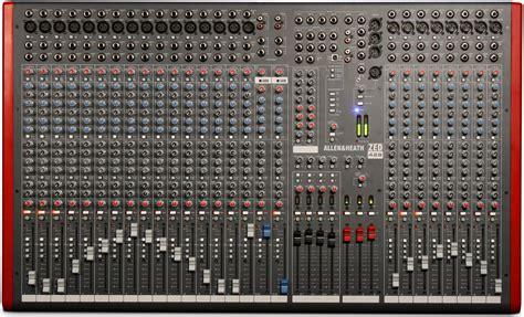 Mixer Allen Heath Zed 428 allen heath zed 428 vintage king audio