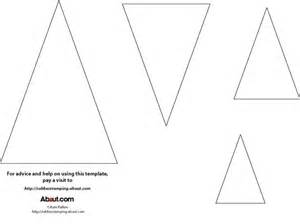 triangle template 33 best images about templates on triangle
