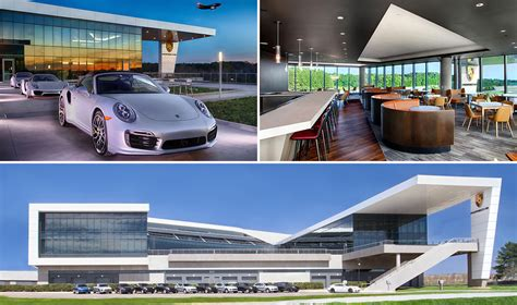 porsche usa headquarters porsche cars america officially opens atlanta