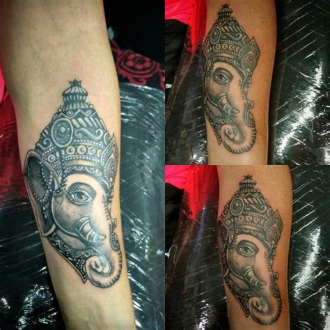 ganesh tattoo bali 206 best tattoo images on pinterest