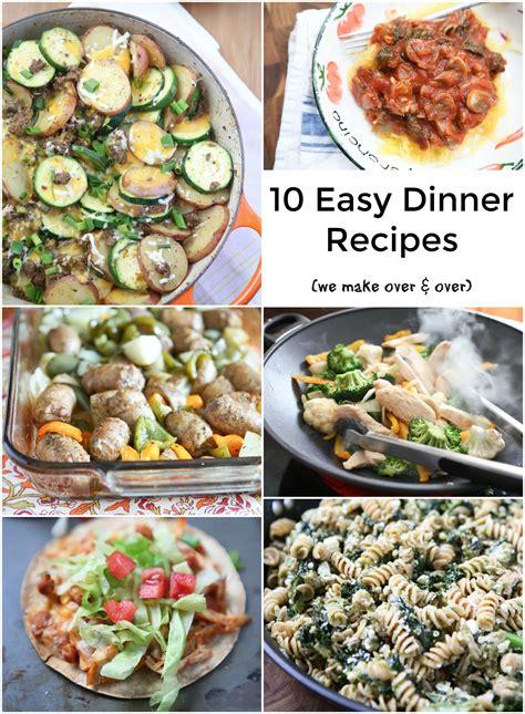 10 healthy dinner ideas that taste good aggie s kitchen