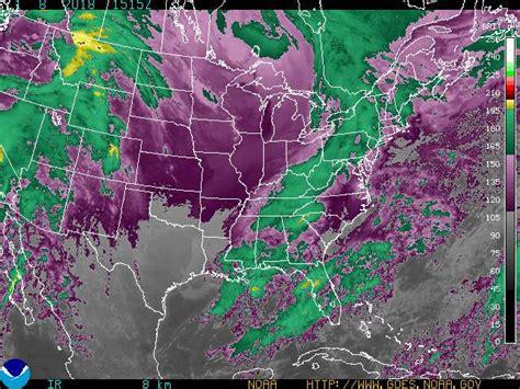 entire us weather map radar