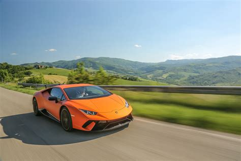 orange cars 2017 2017 lamborghini huracan performante review caradvice