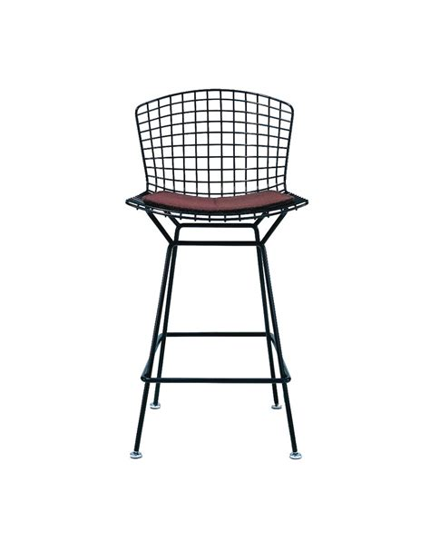 bertoia wire bar stool designapplause bertoia bar stool harry bertoia