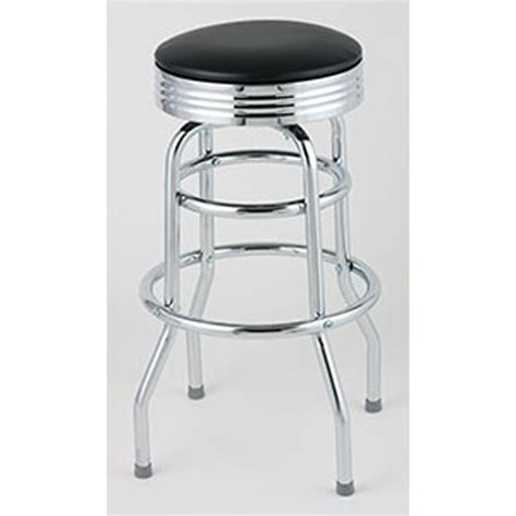 Diner Bar Stool by Classic 1950 S Diner Bar Stools