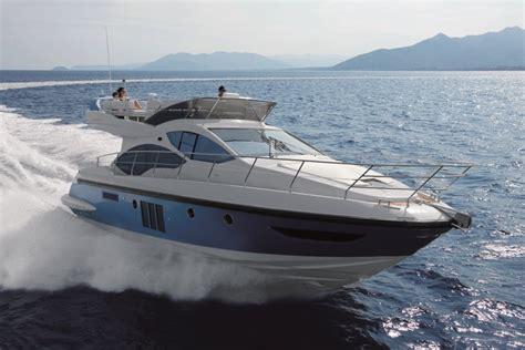 boat show japan azimut yachts at the japan international boat show 2015
