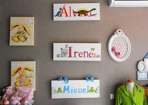 cuadros bebe personalizados cuadros infantiles personalizados con nombre crehadas