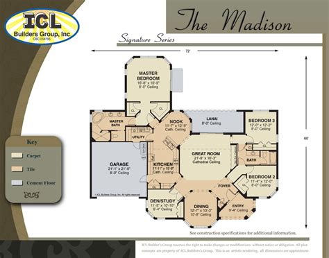 floor plan brochure kemp design services brochure for architectural marketing