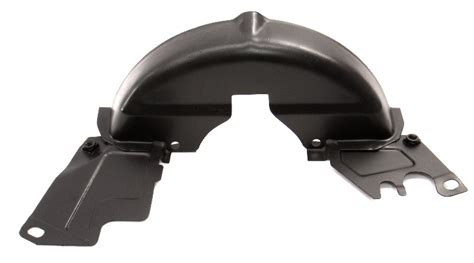 pulley shield cooling tin  vw beetle genuine