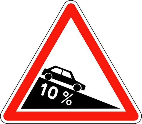 On Road 1 16 A Jakartahobby fichier road sign a16 svg wikilivres