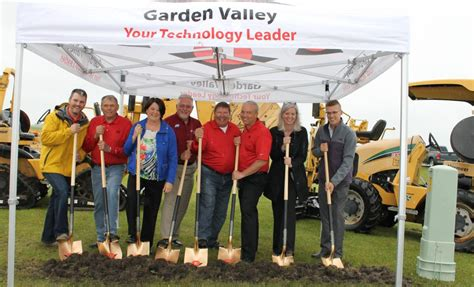 Garden Valley Telephone by Garden Valley Rural Trf Border To Border Groundbreaking