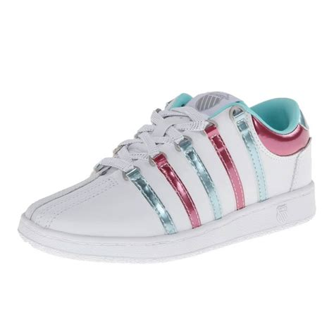 baby tennis shoes k swiss 201 classic tennis shoe infant toddler