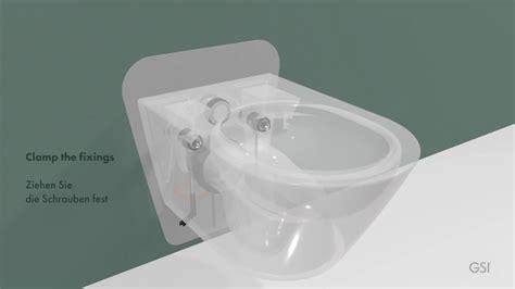 gamma hangend toilet plaatsen hoe hangend toilet monteren hangend toilet maken youtube