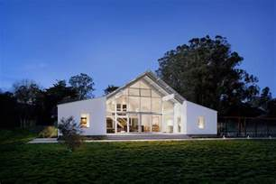 House Barn a certified leed platinum barn house design milk