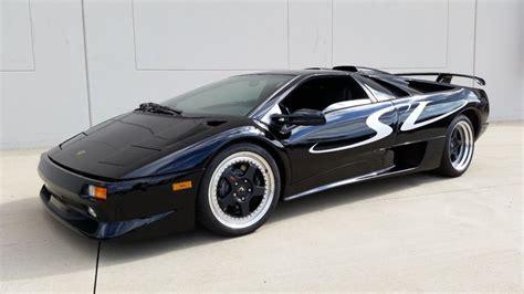 Lamborghini Diablo Sale by 1998 Lamborghini Diablo Sv For Sale
