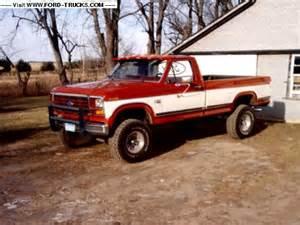 1986 ford f150 4x4 86 f 150