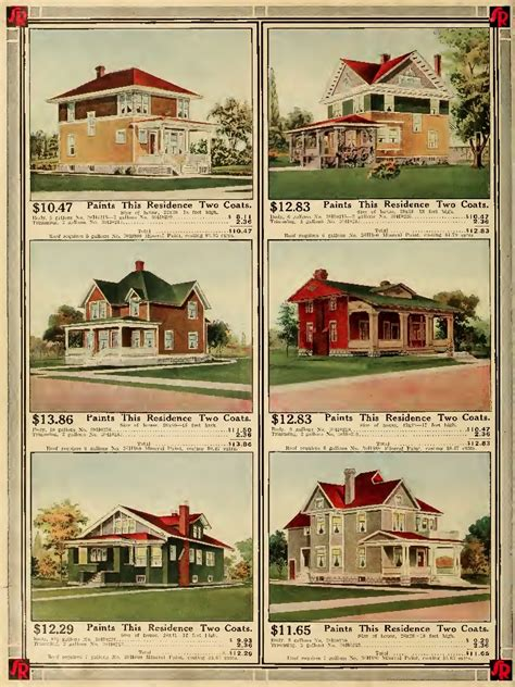 313 best images about 1920s house on pinterest 1920s sle exterior paint colors from 1912 sears catalog