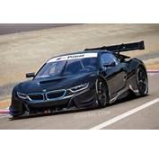 Rendering BMW I8 GT3  Motorward