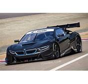 Rendering BMW I8 GT3