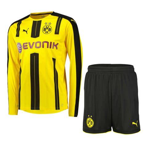 Sale Jersey Bola Borussia Dortmund Home Official 17 18 Grade Ori 16 17 borussia dortmund home sleeve jersey kit shirt