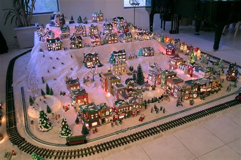 snow village gallery