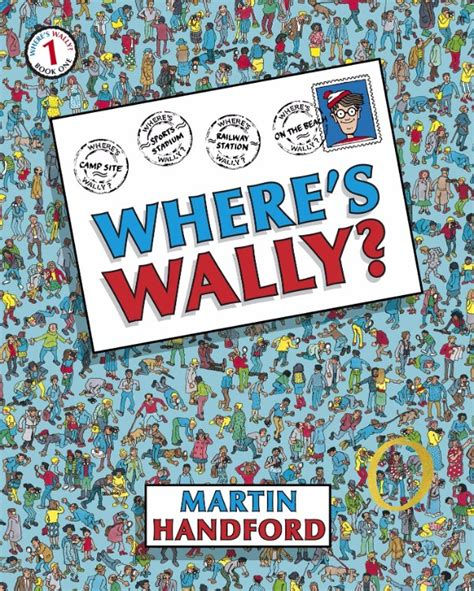 where s the books where s wally font