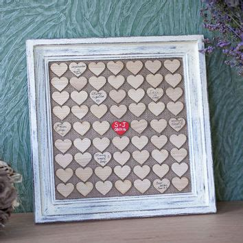 Wedding Drop Box Frame by Wedding Guest Book Guest Book Frame From Woodlack On Etsy