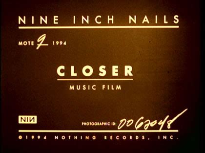 download mp3 closer nine inch nails image gallery nin closer