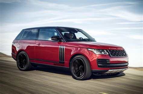 original range rover interior two door range rover sv coupe confirmed for geneva reveal