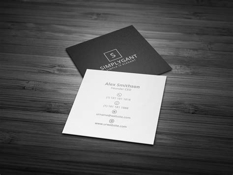 2x2 business card template square business cards 2x2 access media inc