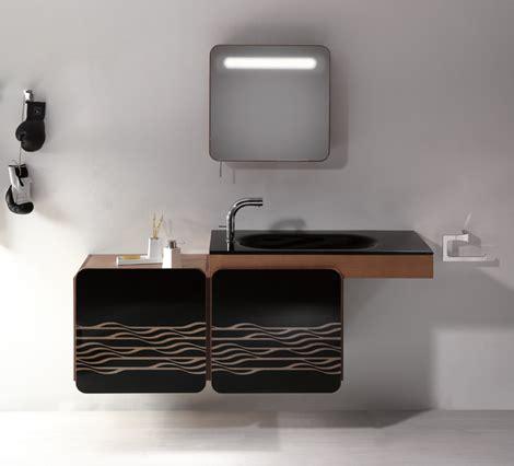 rounded corner bathroom vanity versatile vanity from sonia nice rounded corners