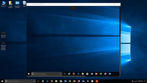 for windows remote desktop guida all uso di remote desktop per windows 10 e windows