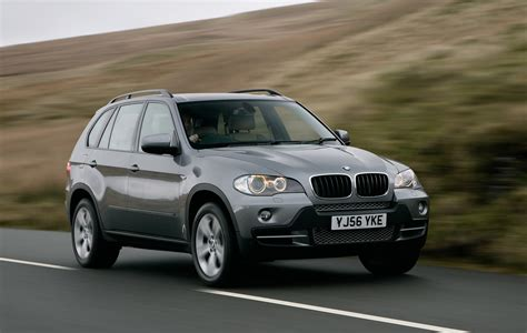 08 bmw x5 bmw x5 estate 2007 2013 driving performance parkers