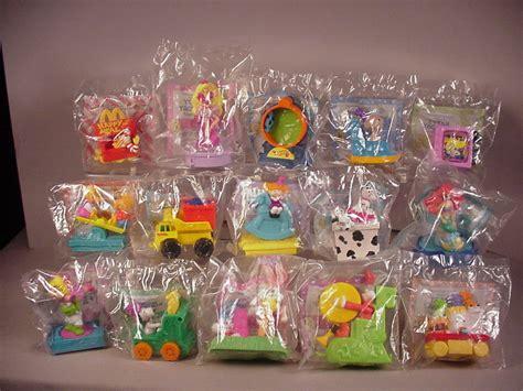 Mcdonald S One Summer Toys 1994 mcdonald s happy birthday toys set of 15 mip happy meal ebay