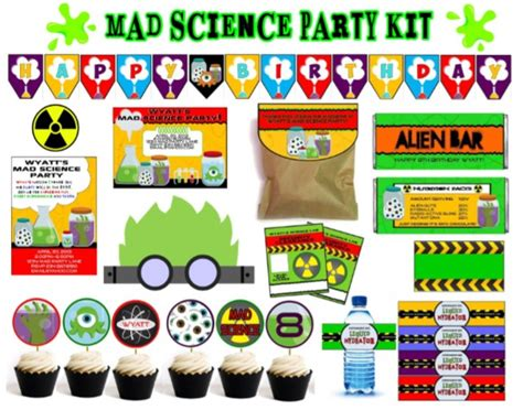 printable science games mad science party games ideas invitations and party