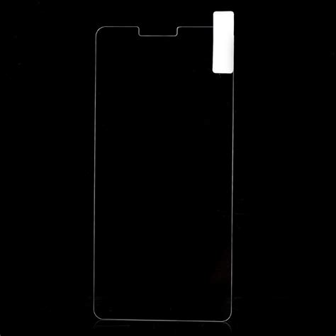 Tempered Glass Asus Zenfone 3max Zc553kl Non Packing for umi max 9h tempered glass screen protector guard