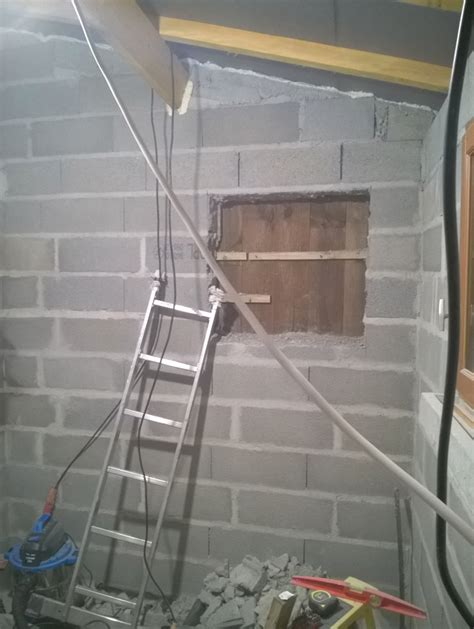 Faire Une Ouverture Dans Un Mur En Parpaing 988 by Ouverture Fen 234 Tre Mur En Parpaings R 233 Solu 4 Messages