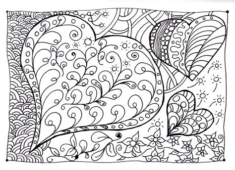 39 Awesome And Free Printable Doodle Art Coloring Pages Gianfreda Net Coloring And Painting