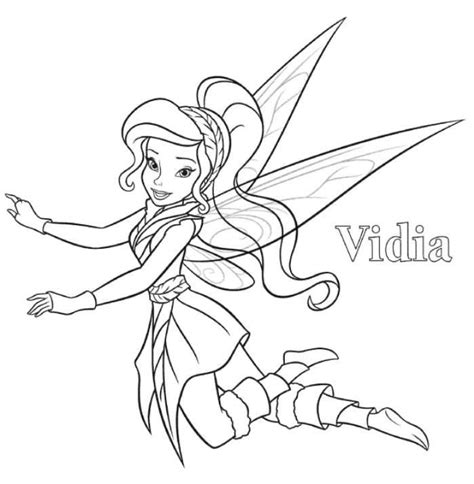 tinkerbell birthday coloring pages disney tinkerbell coloring page az coloring pages