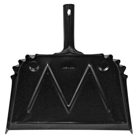 Flo Pac Plastic Dustpan rubbermaid commercial products 11 3 10 in upright dust