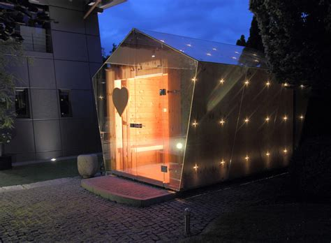 moderne haus 3884 sauna freistehend