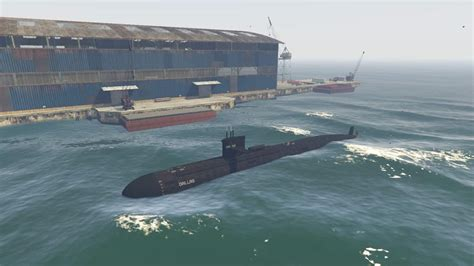 boats gta v online gta v gets military submarine and boat mod gta 5 cheats