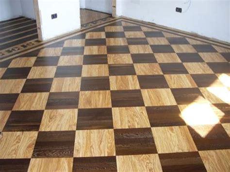 pavimento a scacchi amazing pavimento parquet disegno a scacchiera with