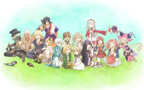 Tales Of The tales of zestiria the x tales of berseria my best