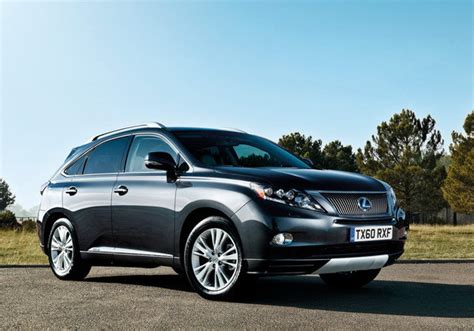 how does cars work 2011 lexus rx hybrid electronic throttle control 2011 lexus rx 450h se i review top speed