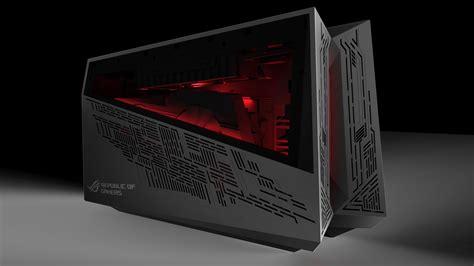 Asus Xg Station External Usb Vga asus rog announce their xg station 2 external graphics enclosure oc3d news