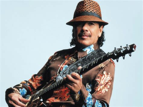Carlos Santana Takes A Spin On The by Santana Oklahoma Magazine