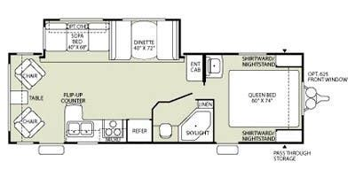 fleetwood travel trailers floor plans units available for 2009 fleetwood rv mallard 26rls